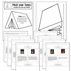 Latter-day Homeschooling: FHE Friday – Pitch your Tents: Learning from Latter-day Prophets