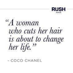 True!  ###Rush #rushhair #rushforlife #humpday #quote #quotes #wednesdaywisdom #like #love # #doubletap #hairdresser