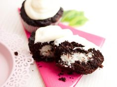 LowCarb Bounty Cupcakes
