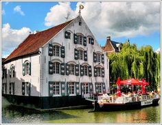 Romantic boatcafé, Lier (Belgium) | Flickr - Photo Sharing!