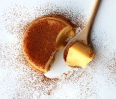 Cinnamon cake.. Oh these portuguese sweets are insane )  #doce #portuguese