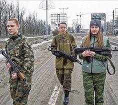 Donetsk militia (former Ukraine)
