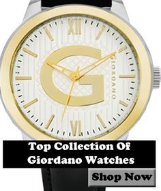 India Violet: Giordano Analog Watch Collections