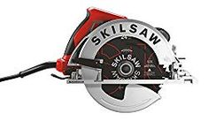 SKILSAW 15 Amp in. Sidewinder Circular Saw. Sidewinder Circular Saw - 56 degree bevel with positive stop at 45 degree allows you to complete a variety of cuts. Circular Saw Reviews, Best Circular Saw, Woodworking Crafts, Woodworking Plans, Table Saw Stand, Worm Drive, Compound Mitre Saw, Tool Bench, Cordless Circular Saw