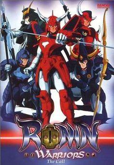 Ronin Warriors - Wikipedia, the free encyclopedia
