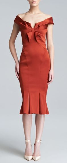 Love this!! dress by Zac Posen