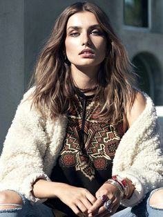 H&M Shows Us How to Wear the Boho Trend for Fall | WhoWhatWear