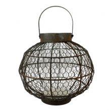 rustic lanterns for outdoor weddings