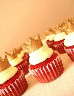 Love And Cakes: Chá de Princesas!