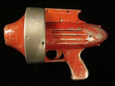 Budson Air-Ray gun toy was manufactured in the late 1940s