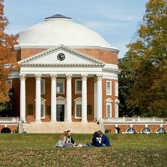 The South's Best College Towns - Charlottesville, VA