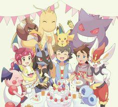 Pokemon Tv, Pokemon Comics, Pokemon Fire Red, Fotos Do Pokemon, Ghost Type Pokemon, Pokemon Sketch, Pokemon Fan Art, Cool Pokemon Wallpapers, Cute Pokemon Wallpaper