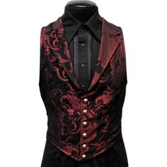 Tapestry Victorian Aristocrat Vest - SR-S247T by Medieval Collectibles