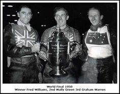 Freddie Williams-Speedway world Champion 1950-1953