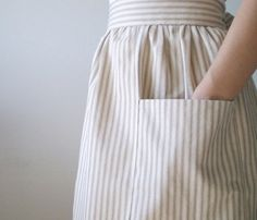 General Store Apron  by Smile Mercantile