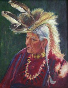 cheroke chief