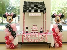 5M Creations: Minnie's Bowtique Inspired Birthday Party