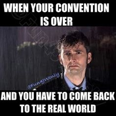 #jwhumor #districtconvention- What a strange feeling, I thought only I stay that way!