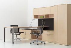 Canvas Office Landscape - Private Office Furniture - Herman Miller