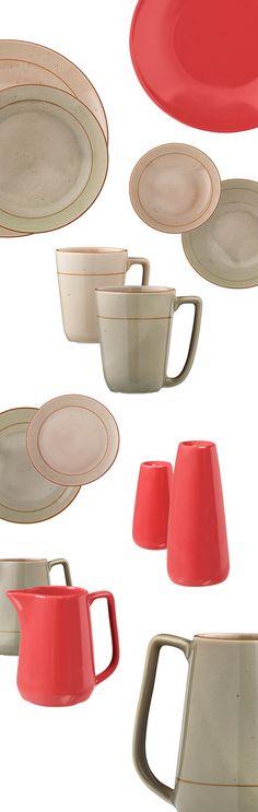 Rustikk tableware by Wik & Walsøe