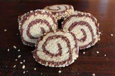 Unas galletas muy sabrosas y vistosas, perfectas para sorprender en una merienda y que, seguro, encantarán a los más pequeños!