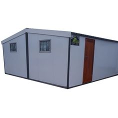 Kazin Insulated Unit x Suitable for Site Offices, Classrooms, Clinics & Accommodation
