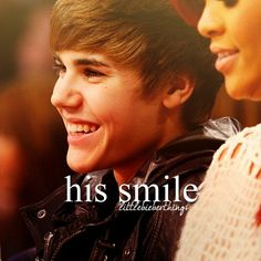 OMG!!!!!!!!!!!!!!!!!!!!!!!!!!!!! LOVE HIS SMILE :)