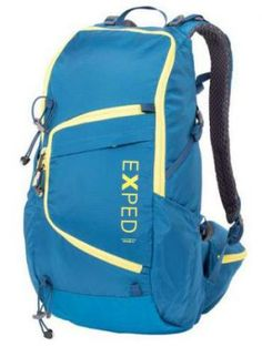 Exped Skyline 15 Daypack is a pack from a completely new series of technical hiking packs launched in 2017. It offers a completely unique and innovative design and plenty of features.