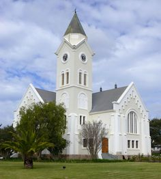 NG Kerk McGregor Cathedral Church, Church Building, Mosques, Place Of Worship, Old Buildings, Afrikaans, Africa Travel, Homeland, South Africa