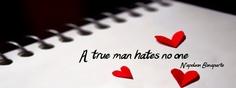 True Man...
