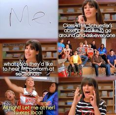 One of my all time favorite glee moments