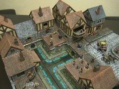 Dwarven Forge City 2