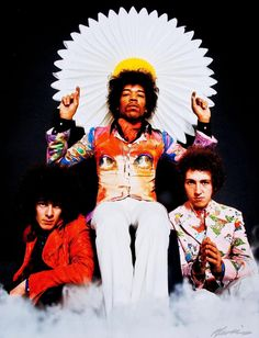 The Jimi Hendrix Experience (1967)
