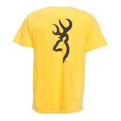 Browning Buckmark Logo T-Shirt Mens Browning Tee Shirt Choose size/color #Browning #TShirt