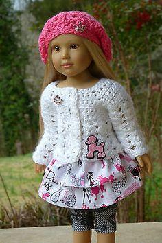 Handmade-Paris-Poodle-Princess-Ensemble-Clothes-Outfit-for-Kidz-n-Cats-18-Doll