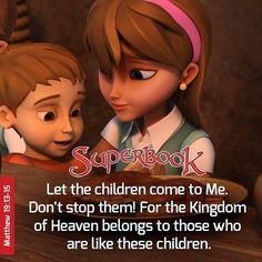 Jesus loves the little children! Jesus Is Risen, Jesus Loves, Truth For Kids, I Love Him, My Love, What Is Christmas, Biblical Inspiration, Kingdom Of Heaven, Object Lessons