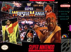WWFSuperWrestleMania.png All Super Nintendo Games: List of SNES Console Games Video Games. #snes #nintendo #fun #gaming #super #classicgames #games #geek #nerd #oldskool #retro #synergeticideas #pins #pinterest