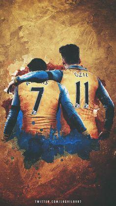 Sanchez & Özil | Arsenal