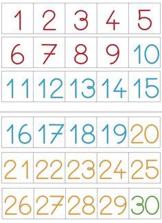 Kindergarten Math Worksheets, Preschool Learning Activities, In Kindergarten, Calendar Numbers, Pre School, Homeschool, Teacher, Preschool Literacy Activities, Kids Calendar