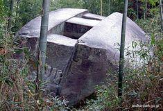 The mysterious monoliths of Asuka Nara and the Rock Ship of Masuda