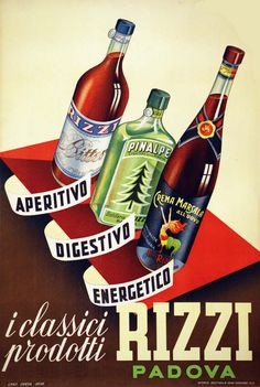 ✔️ Rizzi Padova (1952)