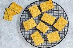 The Best Graham Cracker Recipe (Gluten Free, Paleo)