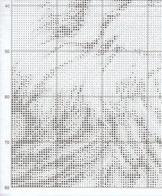GRAFICOS PUNTO DE CRUZ GRATIS : GATOS (32)