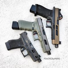 G43, G17 & G34  Having sore fingers from reloading your magazines?  RAE Speedloader is your hero! For AUTHENTIC AMERICAN MADE magazine loaders, visit http://www.amazon.com/shops/raeind