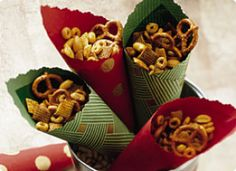 Savory Snacktime Chex® Mix | Chella's Common Cents
