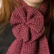 Resultado de imagem para cachecol lindo tricô