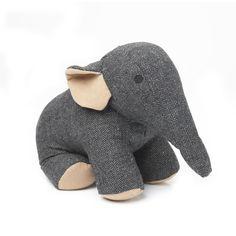 Elephant doorstop diy 39 d baby bug pinterest doorstop elephants and diy and crafts - Cute door stoppers ...