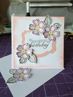 Purple Cat Crafts: U3A Today! Purple Cat, Easel Cards, Cat Crafts, Stampin Up, Birthday, How To Make, Birthdays, Stamping Up, Dirt Bike Birthday