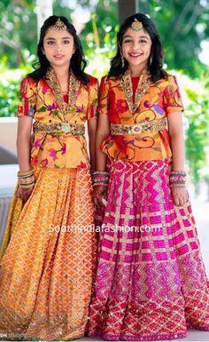 Indian Dresses For Kids, Dresses Kids Girl, Indian Fashion Dresses, Baby Pageant Dresses, Indian Gowns, Baby Dresses, Ethnic Fashion, Kids Outfits, Girls Frock Design