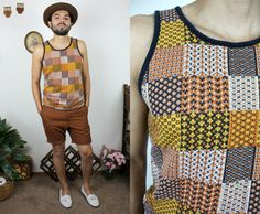 Groovy Seventies Clothing by Claudia Rainey on Etsy